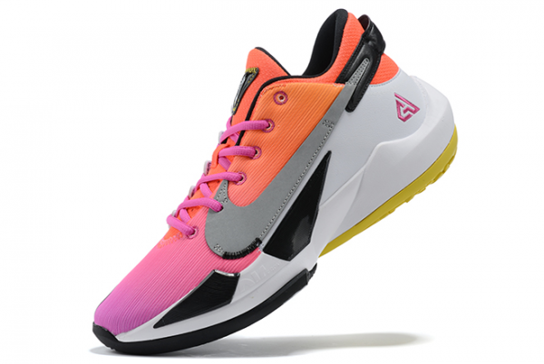 Best Nike Zoom Freak 2 NRG Gradient Fade Bright Crimson Fire Pink DB4689-600