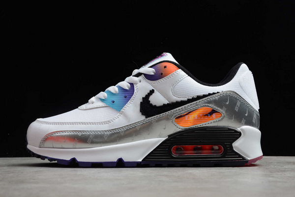 Best Selling Nike Air Max 90 Have A Good Game White/Multi-Color DC0832-101