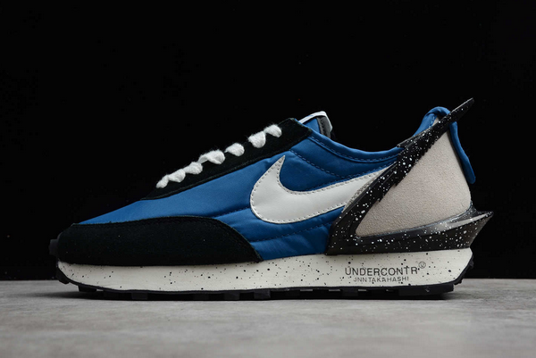Customise Nike Daybreak Undercover x Blue Jay/Summit White-Black Casual Shoes BV4594-400