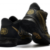 New Arrival Nike Kyrie 7 Metallic Gold Black On Sale-3
