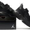 Buy Jordan Why Not Zer0.4 Triple Black Basketball Shoes Online-3