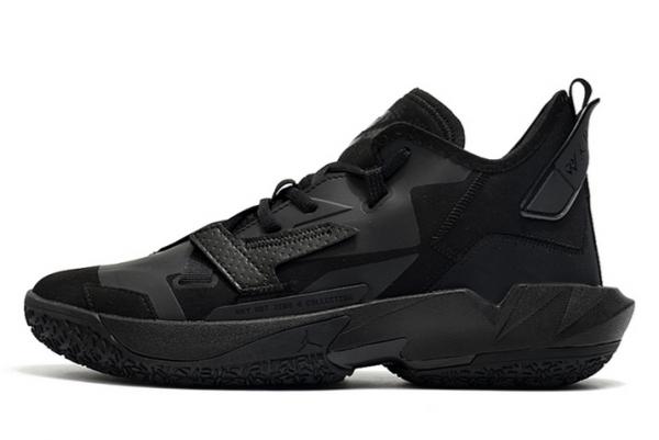 Buy Jordan Why Not Zer0.4 Triple Black Basketball Shoes Online