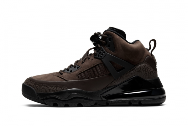 2021 Jordan Spizike 270 Boot Dark Brown CT1014-200