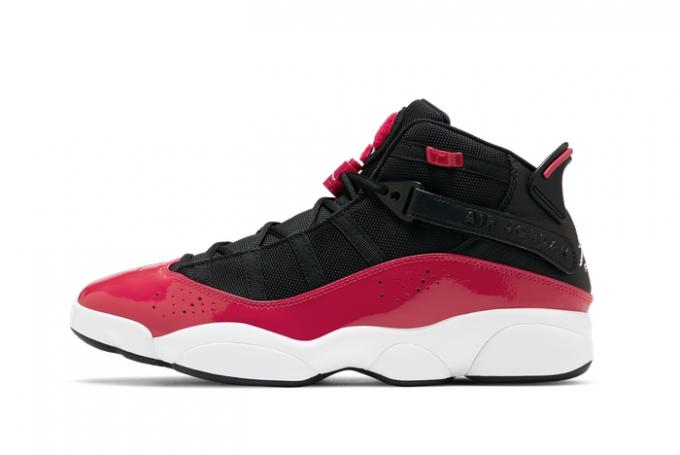 2021 Latest Jordan 6 Rings Fitness Red For Sale 322992-060
