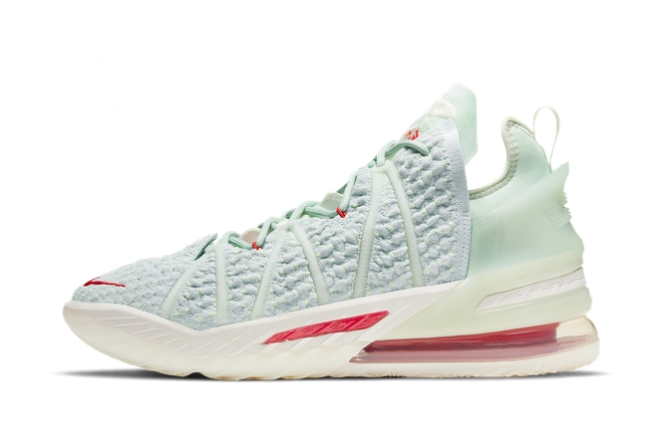 Cheap Nike LeBron 18 EP Empire Jade DB7644-002