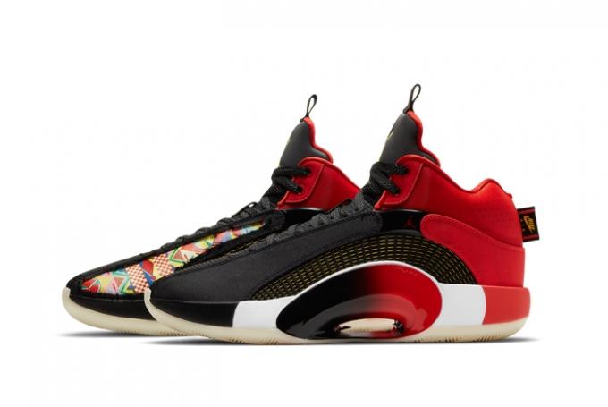Latest Release Air Jordan 35 XXXV Chinese New Year DD2234-001