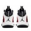 New Jordan Jumpman 2021 PF White Black Red CQ4229-102-2