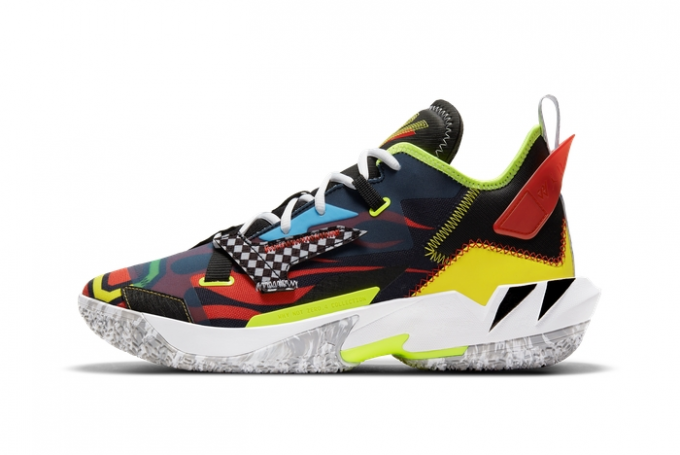 New Jordan Why Not Zer0.4 PF Drag Racing Multi-Color For Sale DD4888-006
