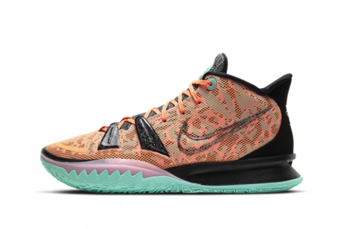 New Nike Kyrie 7 EP Play for the Future On Sale DD1446-800