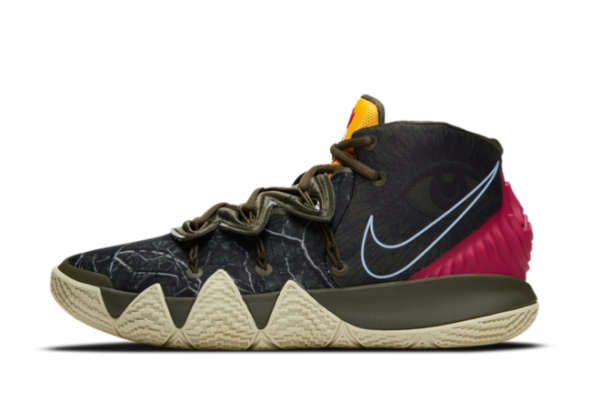 Nike Kyrie Hybrid S2 EP What The Camo CT1971-300