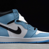 2021 Air Jordan 1 Retro High OG University Blue 555088-134 -1
