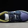 2021 Cheap Air Jordan 1 Low Purple Magenta Mismatch DJ4342-400-3