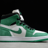 2021 Cheap Air Jordan 1 Zoom CMFT Stadium Green For Sale CT0979-300-1