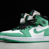 2021 Cheap Air Jordan 1 Zoom CMFT Stadium Green For Sale CT0979-300-4