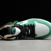 2021 Cheap Air Jordan 1 Zoom CMFT Stadium Green For Sale CT0979-300-3