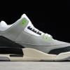 2021 Cheap Air Jordan 3 Retro Chlorophyll For Sale 136064-006-2