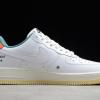 2021 Cheap Nike Air Force 1 '07 LE Starfish For Sale DM0970-111-1