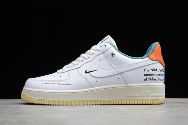 2021 Cheap Nike Air Force 1 '07 LE Starfish For Sale DM0970-111