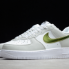 2021 Cheap Nike Air Force 1 Low Metallic Summit White For Sale DC9029-100-4