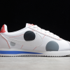 2021 Cheap Nike Wmns Classic Cortez White/Red-Grey For Sale AH7528-006-1