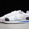 2021 Cheap Nike Wmns Classic Cortez White/Red-Grey For Sale AH7528-006-4