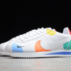 2021 Cheap Nike Wmns Classic Cortez White/Varsity Red For Sale AH7528-005-4