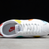 2021 Cheap Nike Wmns Classic Cortez White/Varsity Red For Sale AH7528-005-3