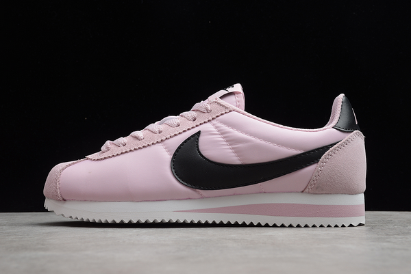 2021 Cheap Nike WMNS Classics Cortez Nylon Plum Chalk/Black-White 749864-502