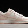 2021 Cheap Nike Wmns Dunk Low Sail Orange Pearl DD1503-102 -1
