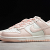 2021 Cheap Nike Wmns Dunk Low Sail Orange Pearl DD1503-102 -4