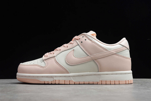 2021 Cheap Nike Wmns Dunk Low Sail Orange Pearl DD1503-102