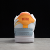 2021 Nike WMNS Air Force 1 Shadow Be Kind DC2199-100-2