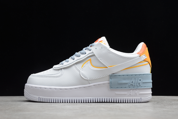 2021 Nike WMNS Air Force 1 Shadow Be Kind DC2199-100