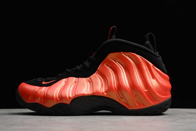 2021 Cheap Nike Air Foamposite One Habanero Red For Sale 314996-603