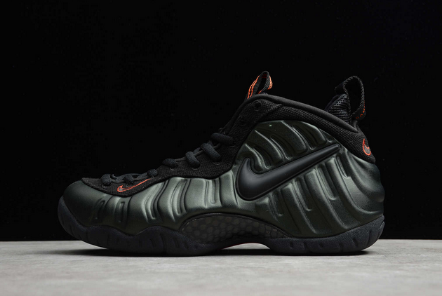 2021 Cheap Nike Air Foamposite Pro Sequoia For Sale 624041-304