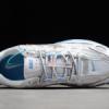 2021 Cheap Nike P-6000 White/Metallic Silver/Black/University Blue For Sale BV1021-103-1