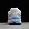 2021 Cheap Nike P-6000 White/Metallic Silver/Black/University Blue For Sale BV1021-103-3
