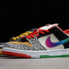 2021 Latest Nike SB Dunk Low Pro QS What The Paul For Sale CZ2239-600-4