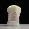 2021 New Air Jordan 1 Zoom Air CMFT Lemon Twist On Sale CT0979-200-2