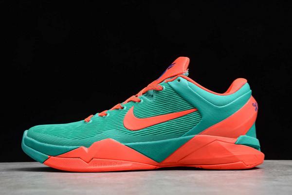 Nike Kobe 7 System Barcelona Cool Mint/Bright Crimson-Mint Candy 488371-301