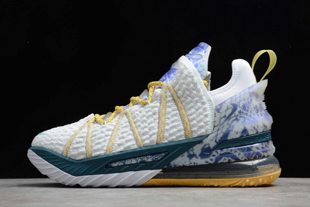 Nike LeBron 18 Reflections Flip For Sale DB8148-100