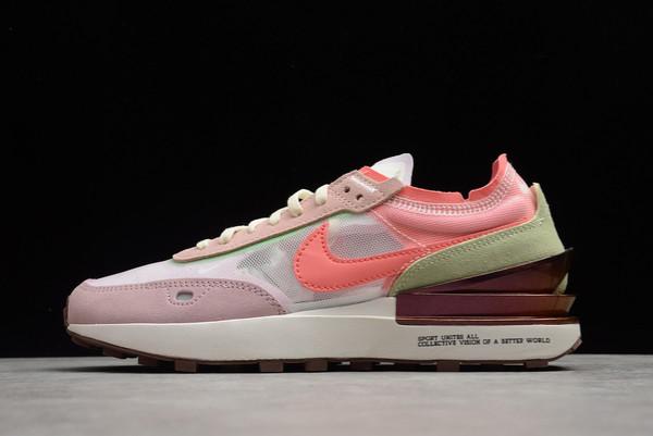 "Nike Waffle One ""Rawdacious"" Regal Pink For Sale DM5452-161"