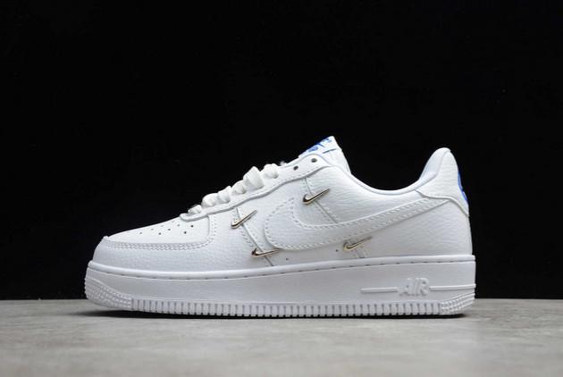 Nike Air Force 1 LX White/Hyper Royal-Black For Sale CT1990-100