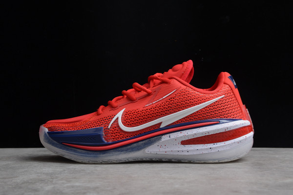 Nike Air Zoom GT Cut Team USA University Red Blue-White For Sale CZ0176-604