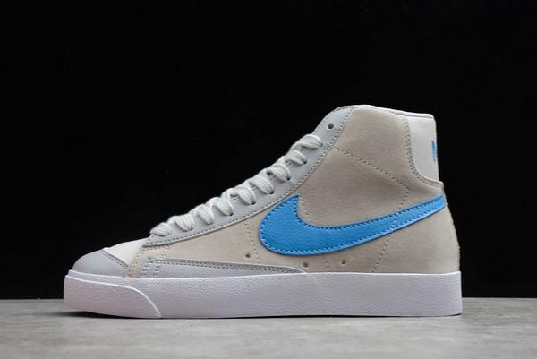 Nike Blazer Mid '77 Grey Fog Grey Fog Light Photo Blue-White For Sale CV8927-001