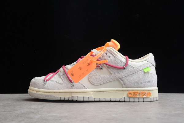 Off-White x Nike Dunk Low Lot 35 of 50 For Sale DJ0950-114