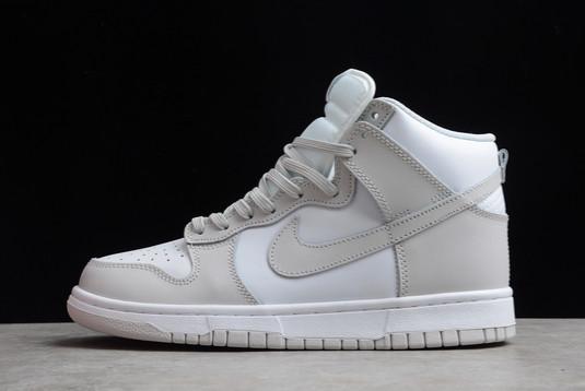 Nike Dunk High Vast Grey White Vast Grey For Sale DD1399-100